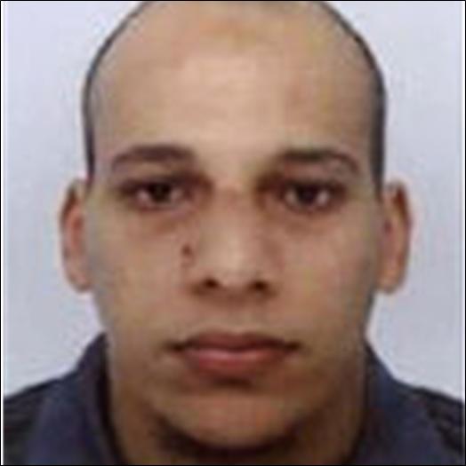 Chérif Kouachi