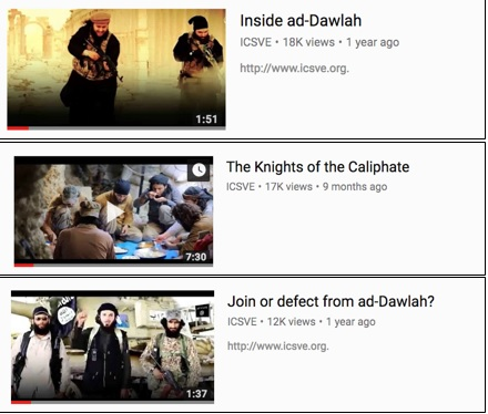 Dubious Claims Of Counter Narrative Videos Counter Extremism Project